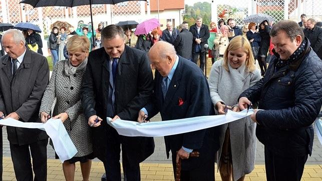 """Uroczyste otwarcie DPS w Koszalinie i DD """"Senior-WIGOR Pogodna Jesień"""""""