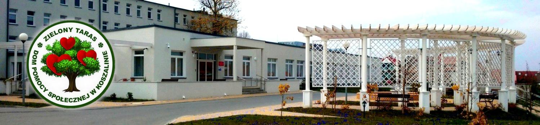 """Dom Pomocy Społecznej """"Zielony Taras"""" w Koszalinie"""