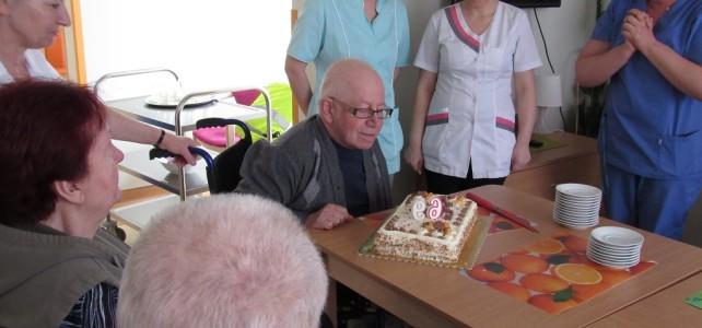 Urodziny pana Ryszarda…