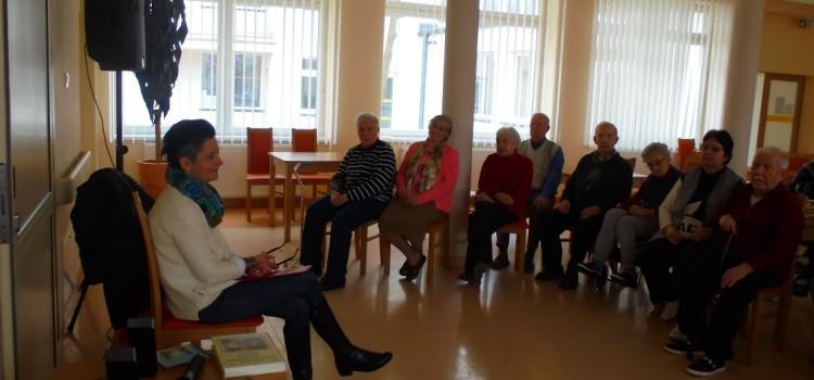 Spotkanie z Biblioteką- Kabaret Starszych Panów