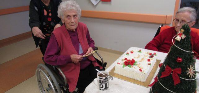 91-urodziny Pani Józefy