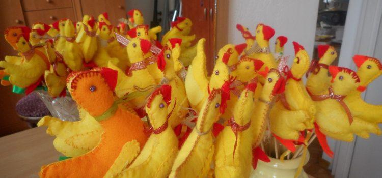 """Kurczaki, baranki i zające w """"Złotym Wieku"""""""