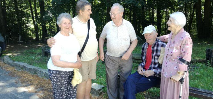 Wycieczka na górę Chełmską