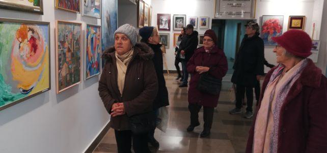 Dwie wystawy w Galerii Ratusz