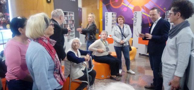 Wycieczka do Koszalińskiej Biblioteki Publicznej