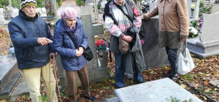 W Pogodnej Jesieni pamiętamy o zmarłych