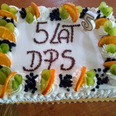 To już 5 lat naszego DPS !