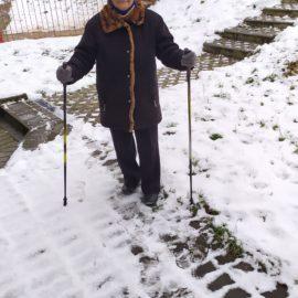 My się zimy nie boimy na spacery wychodzimy!